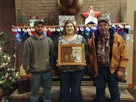 NDHA 2017 Breeder of the Year