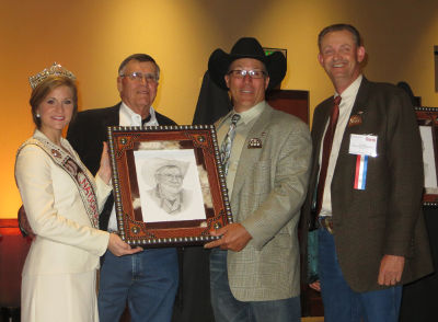 Congratulations to Roger Stuber on being inducted into the American Hereford Association Hall of Fame