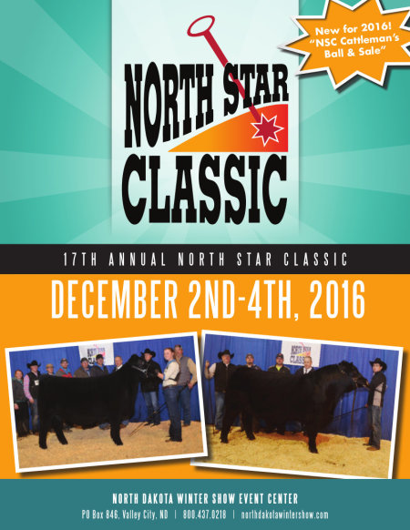 North Star Classic - 17th Annual - December 2nd - 4th, 2016