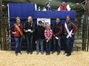 ND Hereford Association's 2015 Grant Recipients