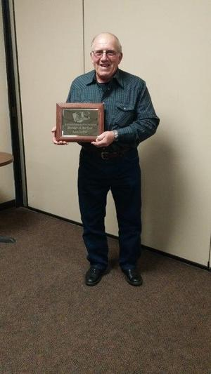 ND Hereford Association's 2015 Producer of the Year