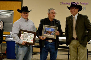 ND Hereford Association's 2014 Producer of the Year